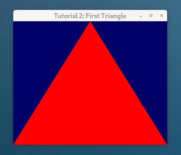 tutorial-2-first-triangle-screenshot